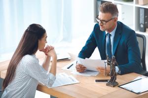 jurists ar klientu